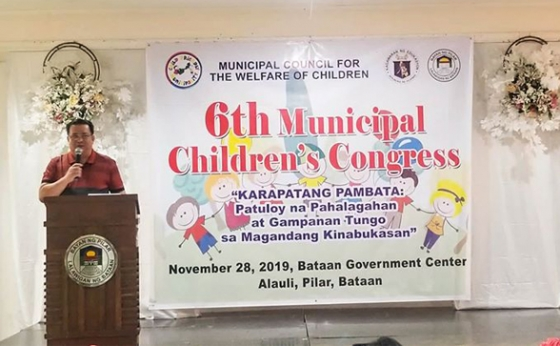 6th Municipal Children's Congress