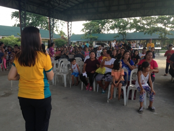 Barangay Day at Balut I and Balut II