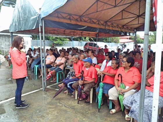 Barangay Day at Alauli