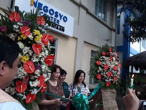 Blessing of Negosyo Center